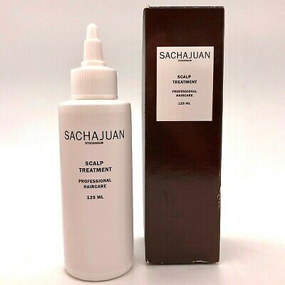 SACHAJUAN Treatments Scalp Treatment 125ml #7442 NEW DAMAGED BOX