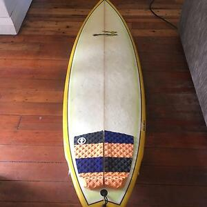 6'3 Surfboard Dhufish for sale Bondi Beach Eastern Suburbs Preview