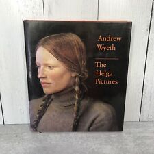 THE HELGA PICTURES by Andrew Wyeth - 1987 Near Fine 1st
