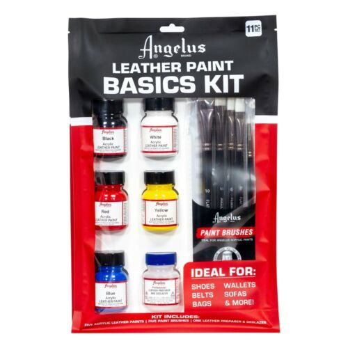 Angelus   Paint Basics Kit   11 Piece