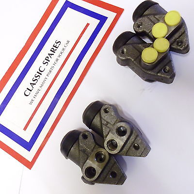 HILLMAN IMP ALL MODELS 1963   1976 FRONT BRAKE WHEEL CYLINDER SET OF 4 WE329