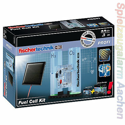 Fischertechnik 520401 Profi Fuel Cell Kit Parts 20 BINSB Educational Game