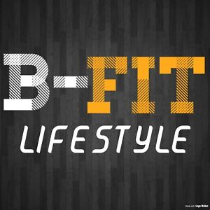 B-FIT Lifestyle Coaching Customized Meal & Workout Plans