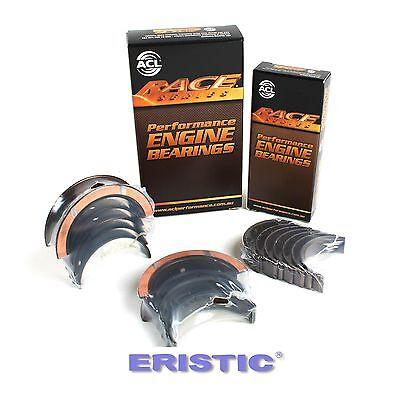 Sti Race - Fits Subaru WRX STi Turbo ACL Race Main Rod Bearing Set EJ25 w/ Extra Clearance