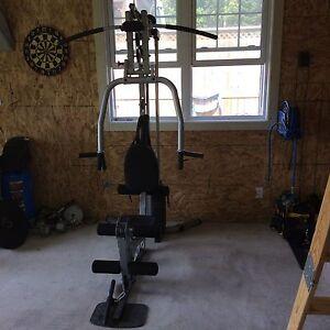 Machine d'entraînement