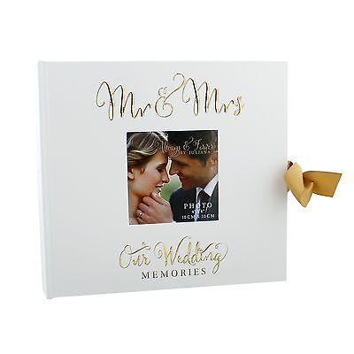 "Always & Forever Photo Album 6x8"" Wedding Gift NEW"
