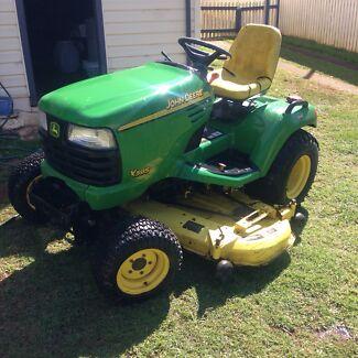 Cheap x595 John Deere lawn tractor Murwillumbah Tweed Heads Area Preview