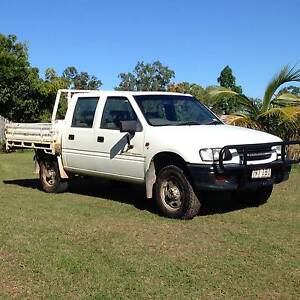 1999 Holden Rodeo Ute Rockhampton Surrounds Preview