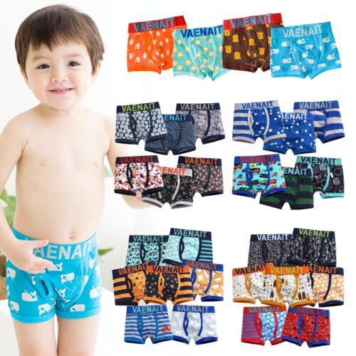 """Vaenait Baby Kids Toddler Underwear Boys Pantie Set """"Random Undewear Set"""" 2T-7T"""