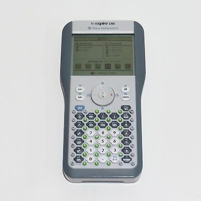 "Texas Instruments ""TI-Nspire CAS"" Graphing Calculator NO COVER"
