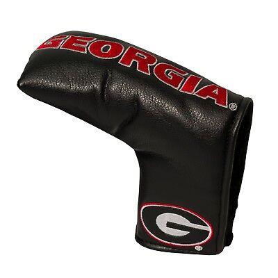 NEW Team Golf NCAA Georgia Bulldogs Vintage Magnetic Blade Putter Cover