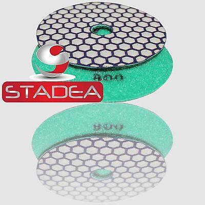 Diamond Polishing Pad Pro Dry Ultra Premium 4 Grit 800