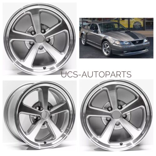 """17"""" Ford Mustang V6 or GT Replacement Wheels Rims"""