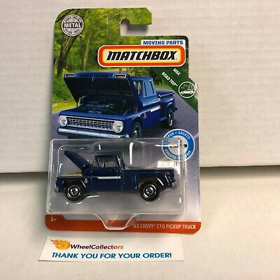 '63 Chevy C10 Pickup Truck * Matchbox Moving Parts * Y38 Chevrolet Truck Parts