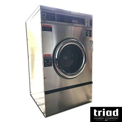 05 Dexter 18lb Express Coin Commercial Washer 1phase Laundromat Huebsch Unimac