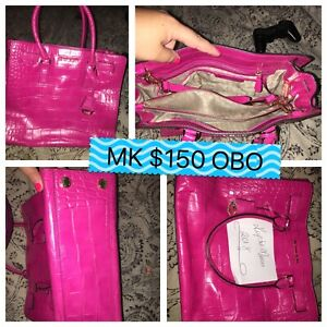 Beautiful Kate Spade and Michael Kors Purses
