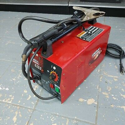 Lincoln Electric Weld Pak Hd Wire-feed Welder 10949 Fast Shipping