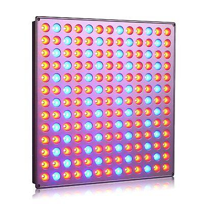 Roleadro Panel Grow Light Series,45W LED Plant Grow Light with Red Blue (Roleadro Panel Grow Light Series 45w Led)