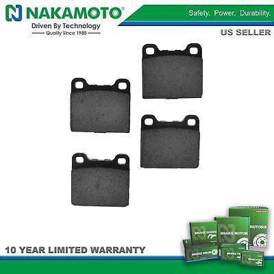 Nakamoto Front or Rear Ceramic Disc Brake Pads for Alfa Romeo Mercedes VW Volvo for sale  Gardner