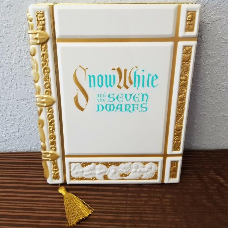 NEW Disney Classic Princess Replica Snow White StoryBook Journal Notebook