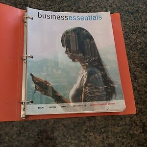 Business Essentials (7th Edition)