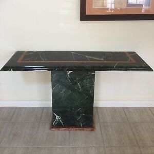 Travertine Hall Table Joondalup Joondalup Area Preview