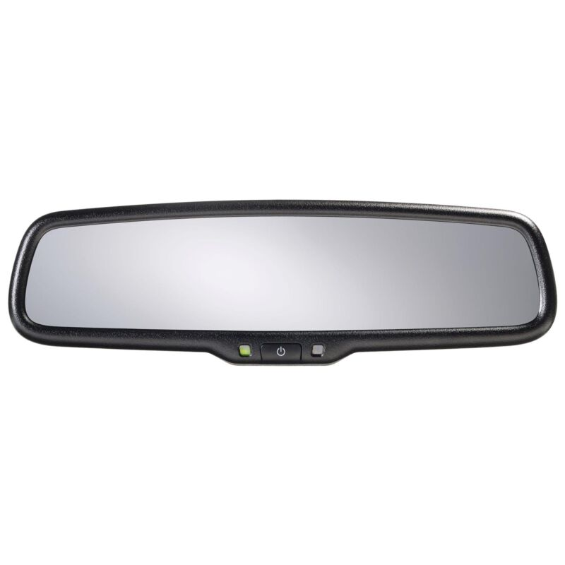 Gentex Electrochromic Rearview Mirror Kit with White PRNDL Light
