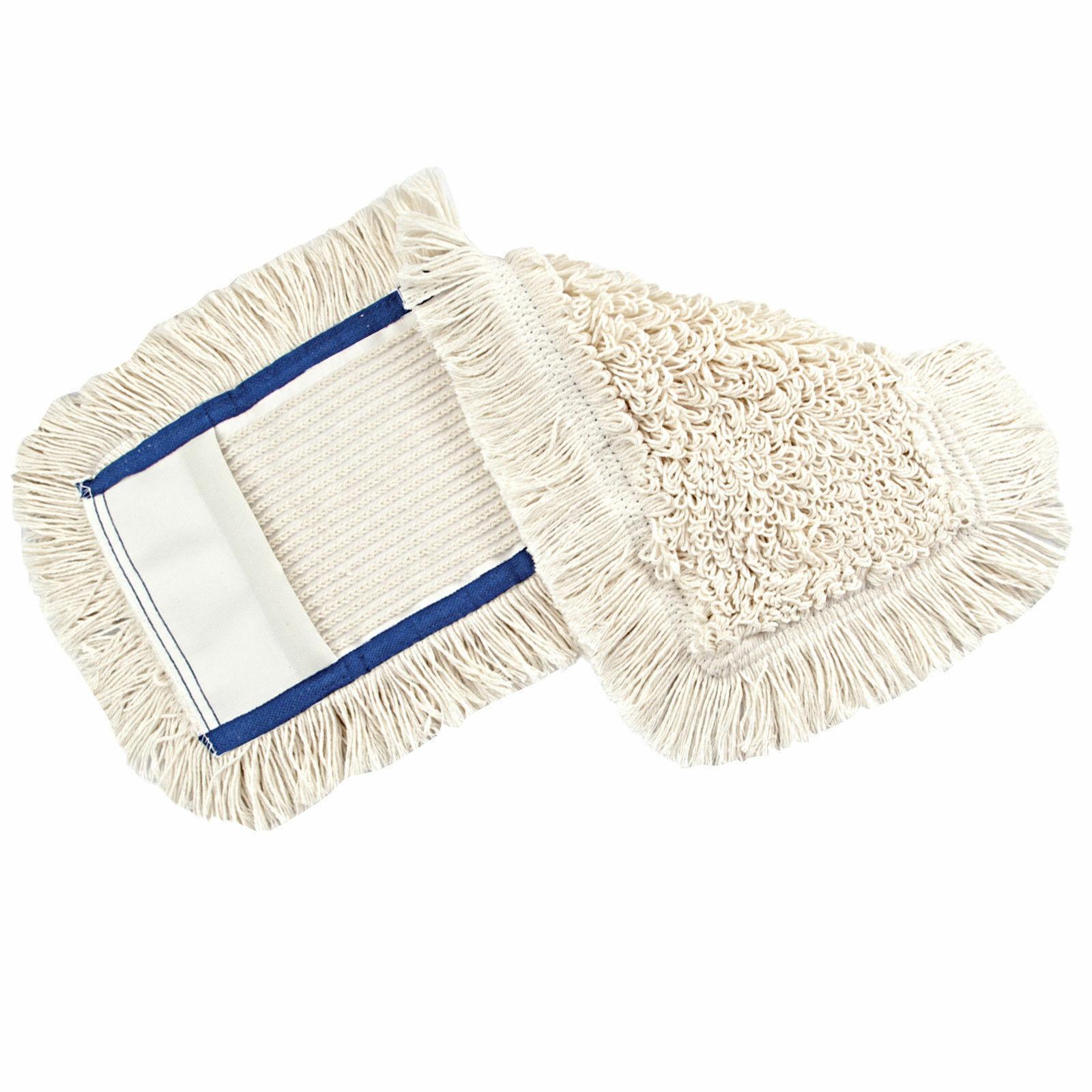 Bodentuch Wischmop Nassfaser weiss geeignet für alle 42cm Wischer HaRa/Jemako
