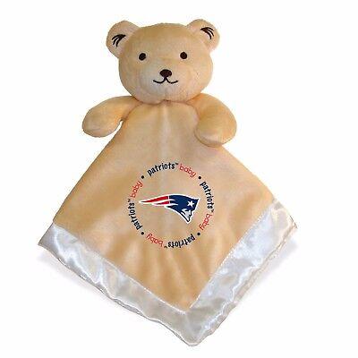 Baby Fanatic Security Bear - New England Patriots Team Color