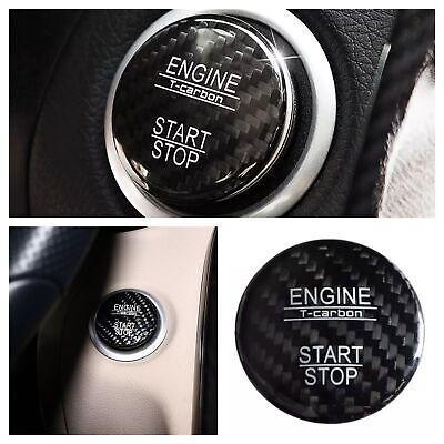 Start Stop Rahmen Carbon Optik Passend Für Mercedes Benz GLA GLC GL ML AMG