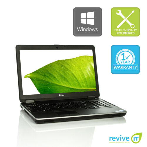 windows laptop i7 - Custom Build Dell Latitude E6540 Laptop  i7 Quad-Core Min 2.70GHz B v.WCA
