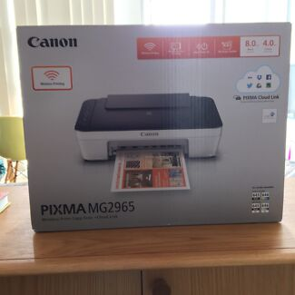 Canon MG2965 Printer Alexandria Inner Sydney Preview