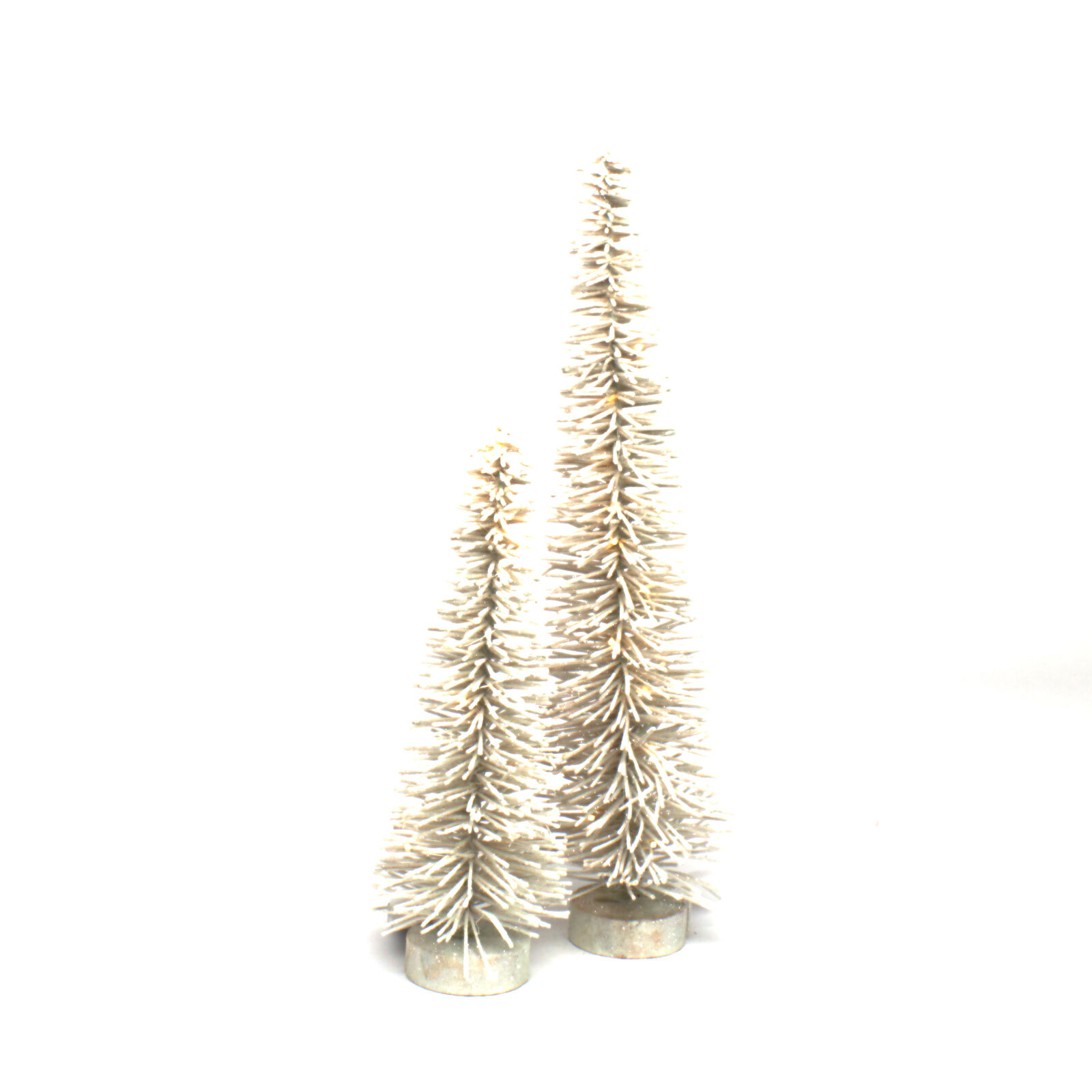 Künstlicher Weihnachtsbaum Christbaum mit stimmungsvoller LED-Beleuchtung H:45cm