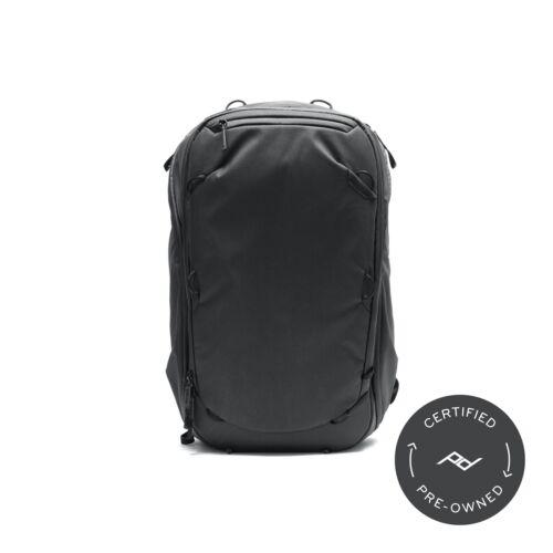 Peak Design Travel Backpack 45L Black - PD Certified