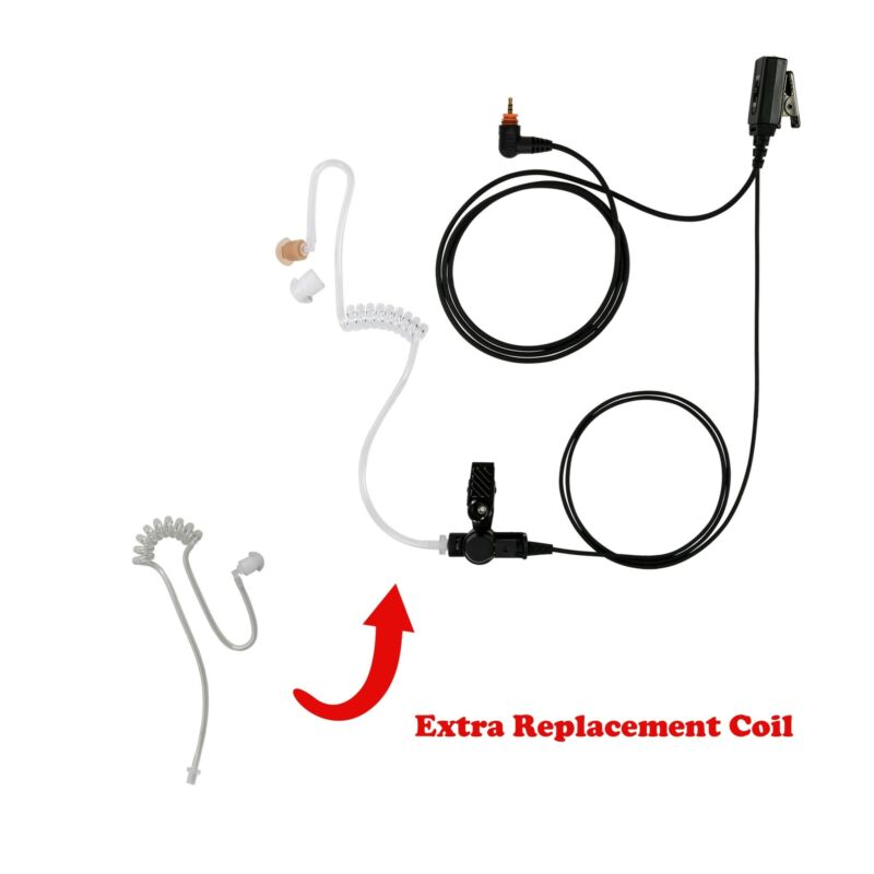 Extra Coil with 1-Wire Clear Coil Surveillance for Motorola SL500 SL300 SL7590