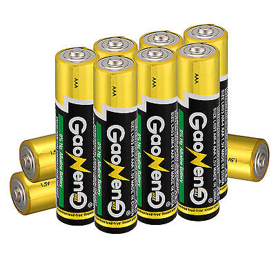 10 pcs LR03 AAA Zn-Mn Rechargeable Battery 1.5V  Alkaline Batteries For torch