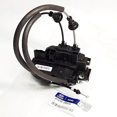 OEM For HYUNDAI SANTA FE 2007-2010 DOOR LOCK ACTUATOR FRONT LH 813102B020