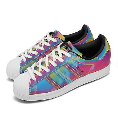 adidas Originals Superstar Iridescent Rainbow Men Classic Casual Shoes covid 19 (Adidas Superstar Classic coronavirus)