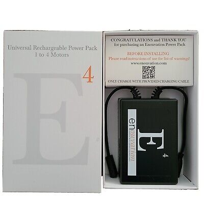 Enouvation E4 Furniture Power Pack, Rechargeable Battery Pack