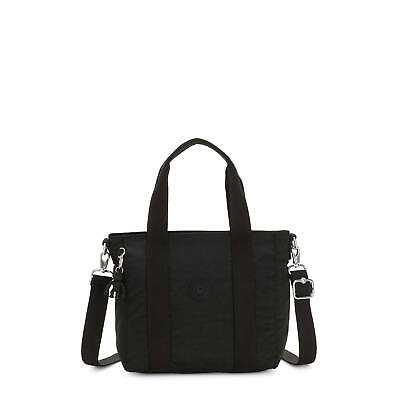 Kipling Asseni Mini Tote Bag Black Noir