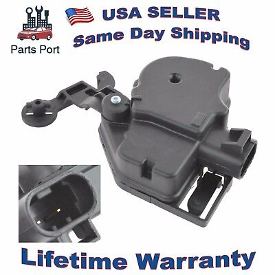 - Trunk / Tailgate Power Door Lock Actuator Escalade Tahoe Yukon Suburban 15808595