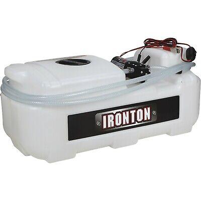 Ironton Atv Spot Sprayer 8-gallon Capacity 1 Gpm 12 Volt