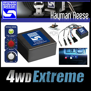 hayman reese brake controller instructions