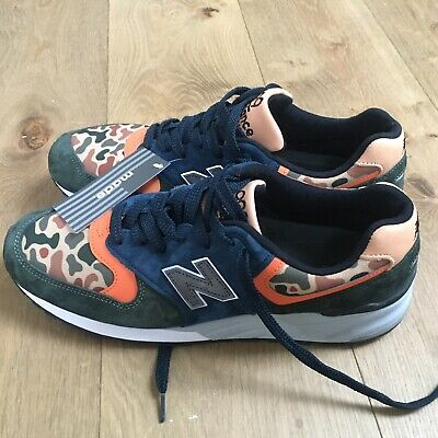New Balance 990 999 Duck Camo Made In USA Size 11 UK BNWT Sold Out £189
