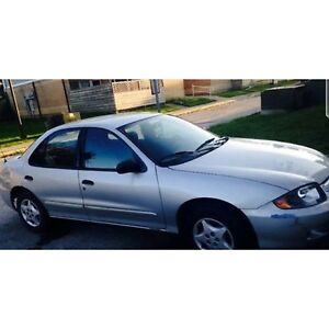 2004 Chevy Cavy for sale $1000.00 OBO