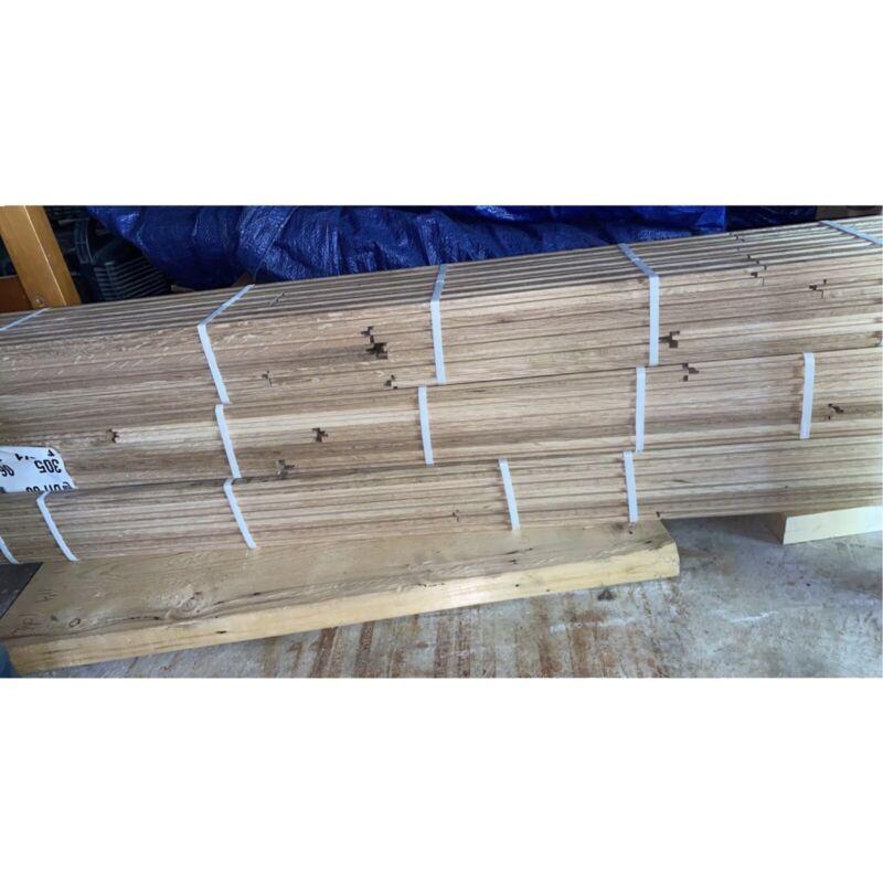 60 sq ft Unfinished White Oak Flooring 2 1/4 Width $5 per sq. ft.