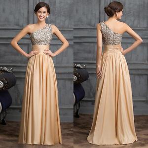 Elegante-Largo-Dama-De-Honor-Traje-Novia-Formal-Fiesta-Noche-Coctel-Vestido