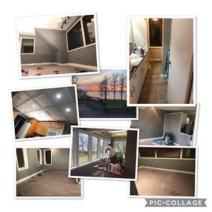 Tile , flooring and full Reno services