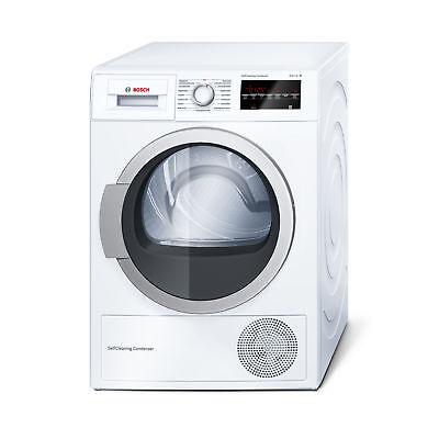 Bosch WTW85460 Weiß Wärmepumpen-Wäschetrockner, A++, 7kg-