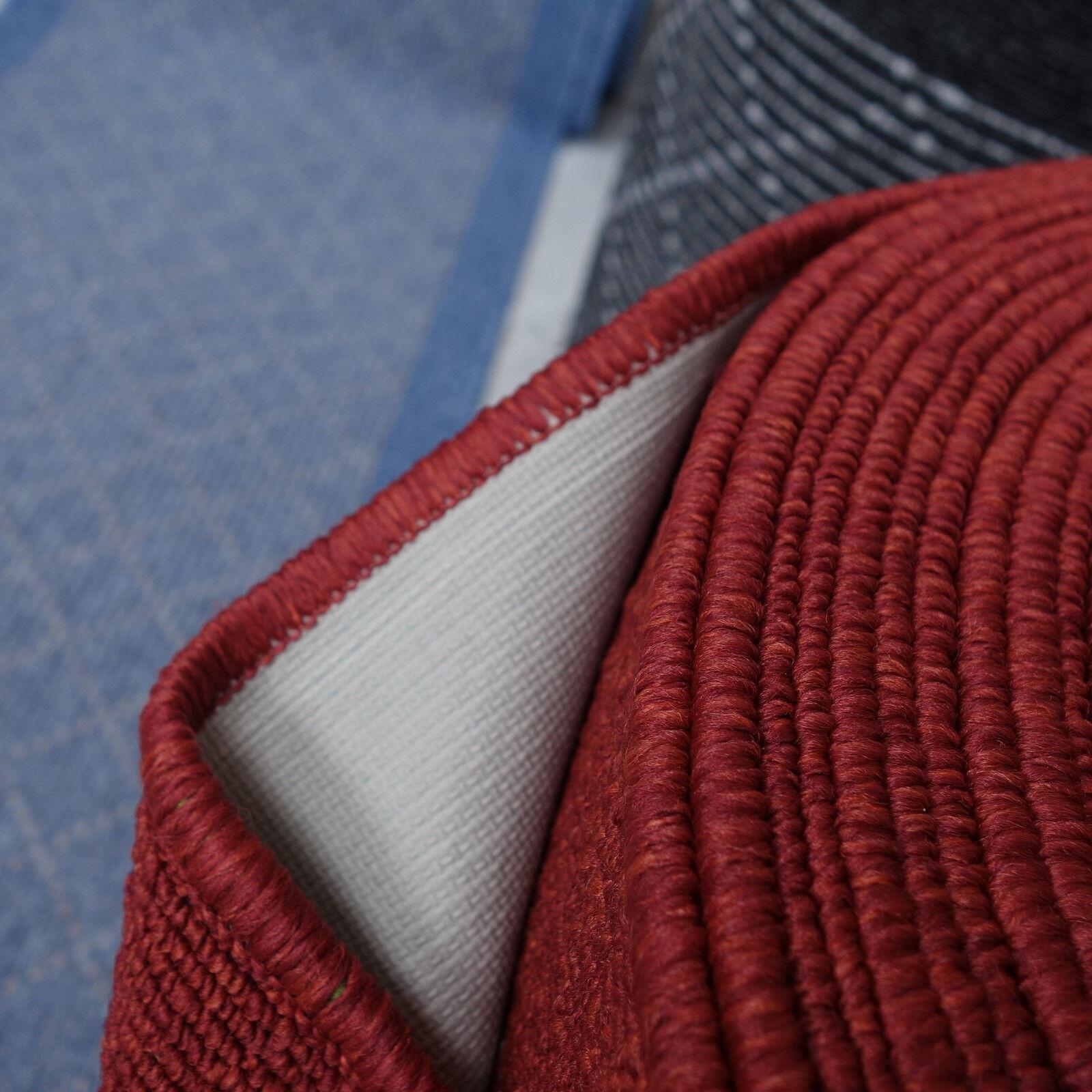 modern und stabil teppich l ufer tim kreta blau 80 cm. Black Bedroom Furniture Sets. Home Design Ideas